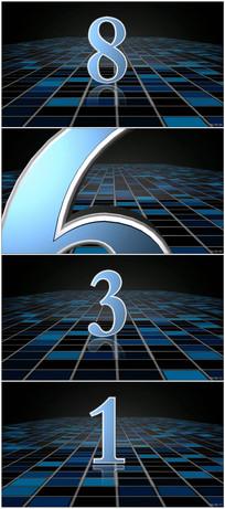 科技公司年终大会开场AE模板