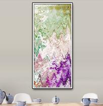 油画抽象装饰画