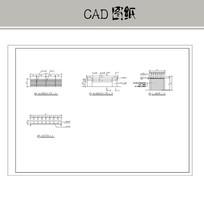 圆凳CAD CAD