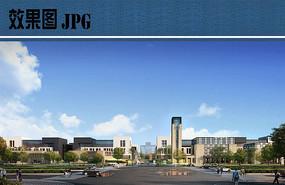 产业园主入口效果图 JPG