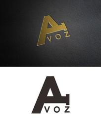 公司标注logo模板