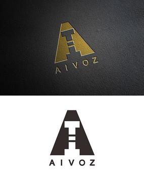 企业字母logo模板