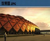 世博会场馆设计效果图 JPG