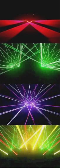 动感LED舞台背景视频素材