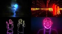 Panama歌曲C哩C哩音乐背景视频