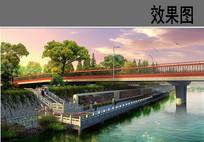 堤下景观效果图 JPG