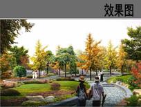 街旁小游园景观效果图 JPG