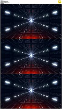 4K机械隧道穿梭