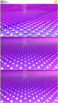 光点平面空间背景视频素材