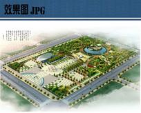 市民广场整体鸟瞰图 JPG
