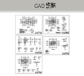 室外厕所CAD CAD