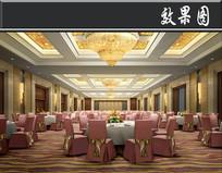 石油质控行政中心宴会厅 JPG
