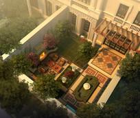 别墅私家庭院设计