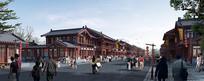 古建商业街