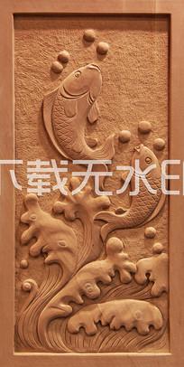 雕刻工艺浮雕图案