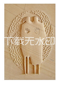 砂岩浮雕石材工艺素材