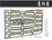 上海某小区总平面图 JPG