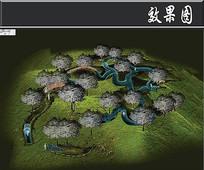 重庆儿童公园地道冒险效果图