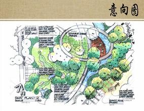 别墅小花园设计 JPG