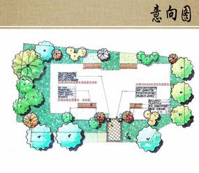 别墅小院设计