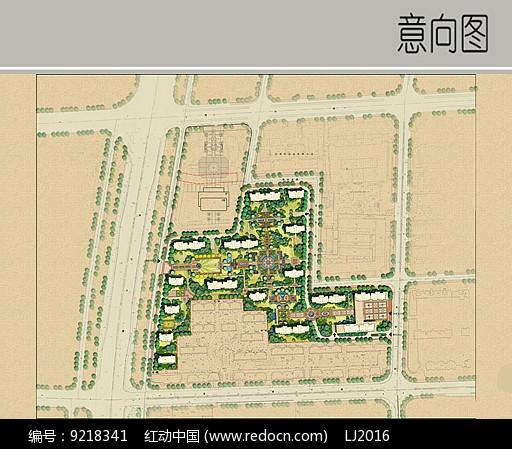 城市居住区景观设计