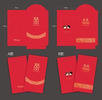 婚庆红包设计