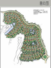 居住区总体规划图 JPG