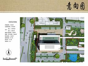 某医院规划设计总图