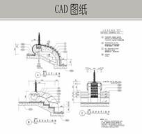 喷泉水景CAD CAD