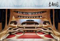歌剧院室内意向图