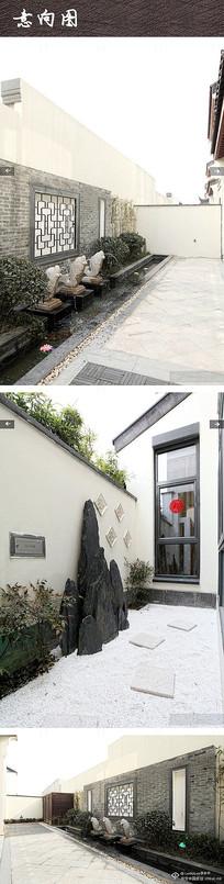 中式私家庭院景观