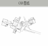 博物馆建筑CAD
