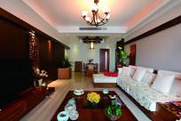 东南亚风格时尚大型住宅设计 JPG