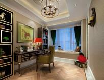 公寓设计古典风格 JPG