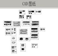 某万寿宫CAD图纸