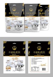 奶食品包装设计