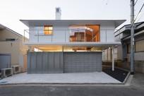日式独栋住宅建筑设计 JPG