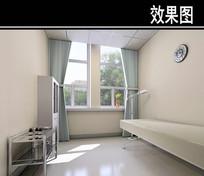 沈阳某医院处置室效果图