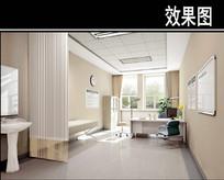 沈阳某医院内科诊室 JPG