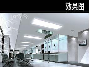 沈阳人民医院回廊区