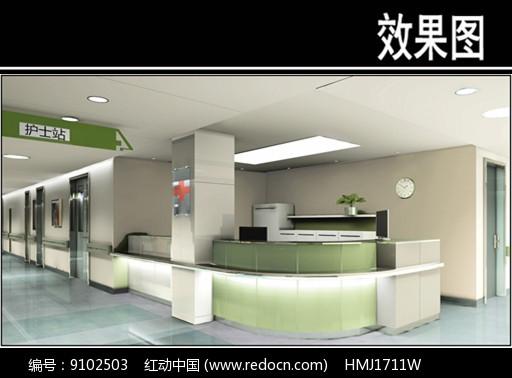 沈阳人民医院护士站图片