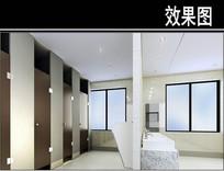 沈阳人民医院一楼公共卫生间 JPG