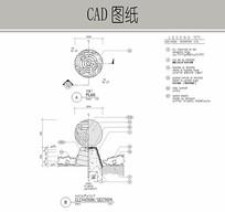 特色景观元素小品 CAD