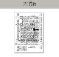 小区规划 CAD
