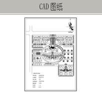 小区规划设计 CAD