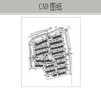 小区建筑平面图