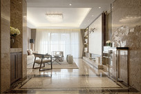 新中式高层住宅 JPG