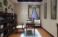 新中式住宅装修