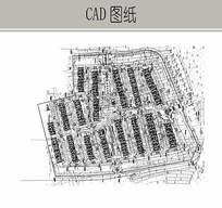 建筑小区景观平面图