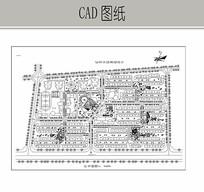 某居住小区规划 CAD